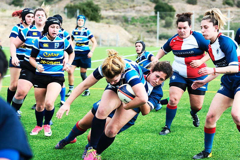 Dames Rugby
